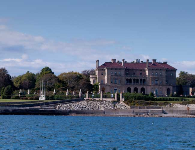 See the Breakers from the water on half day tours